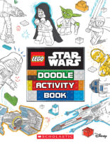 Doodle Activity Book (LEGO Star Wars: Search and Find)