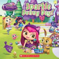 Sparkle Bunny Day!
