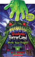 Goosebumps HorrorLand: Write Your Fright