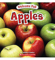 Welcome Fall Nonfiction Book 3: Apples