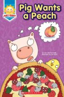 Pig Wants a Peach