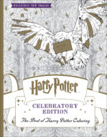 The Best of Harry Potter Coloring (Celebratory Edition)